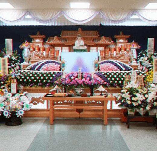 心あたたまる葬儀