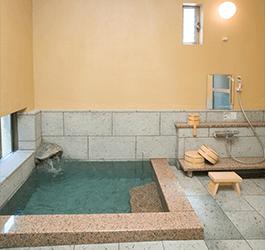 内風呂(温泉)